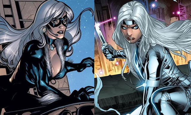 Movie News Bits: SILVER & BLACK, AVENGERS 4, DAREDEVIL, STAR WARS EPISODE IX, SPIDER-MAN: INTO THE SPIDER-VERSE