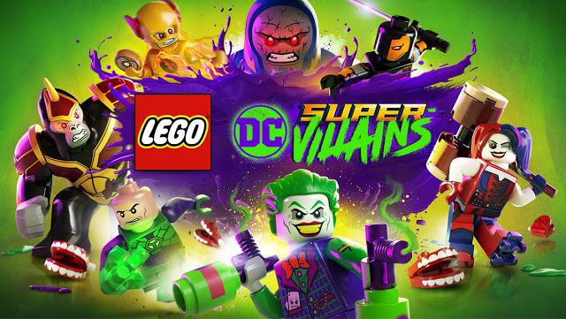 LEGO DC SUPER-VILLAINS Video Game Announced