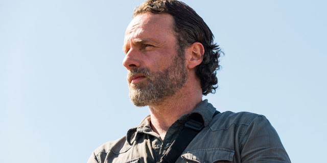 Andrew Lincoln Leaving THE WALKING DEAD in Season 9