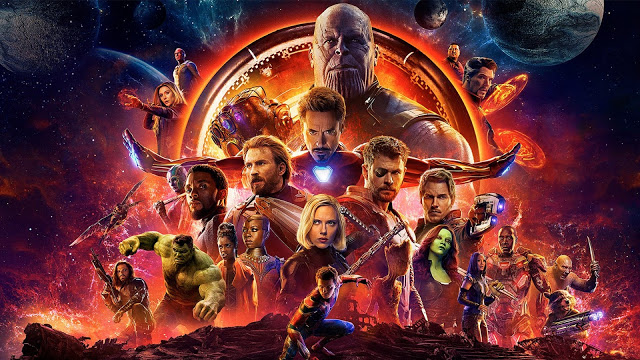 AVENGERS: INFINITY WAR Has Passed $2 Billion Worldwide
