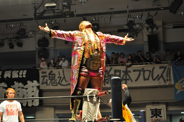 FEATURE: The Wrestling Streaming World Tour Part One