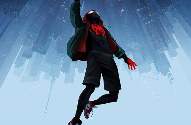 Full Trailer for SPIDER-MAN: INTO THE SPIDER-VERSE Released