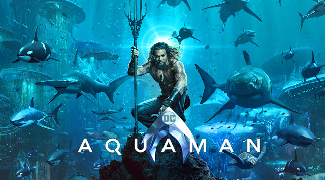 Jaw-Dropping AQUAMAN Trailer Surfaces at San Diego Comic-Con