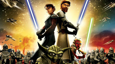 STAR WARS: THE CLONE WARS is Returning