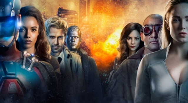LEGENDS OF TOMORROW Won't Be Part of the Next Arrowverse Crossover