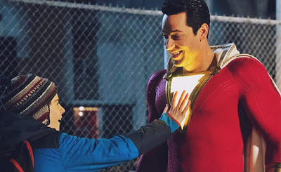 We Have Our First Look At SHAZAM!
