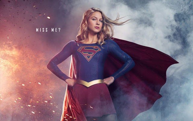 SDCC TV News Bits: SUPERGIRL, LEGENDS OF TOMORROW, CLOAK AND DAGGER, BLACK LIGHTNING, AGENTS OF S.H.I.E.L.D.