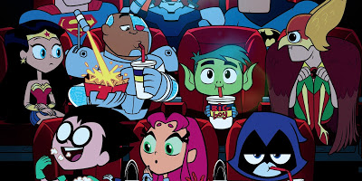 TEEN TITANS GO! TO THE MOVIES Comes Behind Expectations with Estimated $10.5 Million Opening