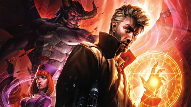 CONSTANTINE Event Will Air on The CW