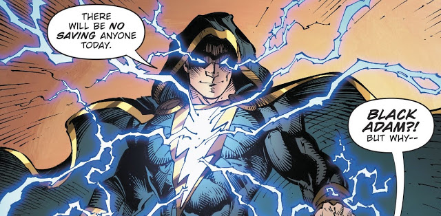 BLACK ADAM Producer Offers Script Update, Teases an Edgy DC Movie