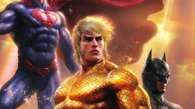 JUSTICE LEAGUE: THRONE OF ATLANTIS to Get a Commemorative Edition