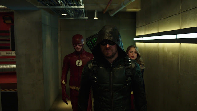 The CW Announces Dates for 2018's Arrowverse Crossover