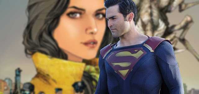 Tyler Hoechlin's Superman Will Return for Arrowverse Crossover; Lois Lane Will Appear