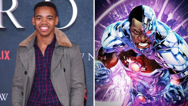 Joivan Wade Cast As Cyborg on DC Universe's Doom Patrol