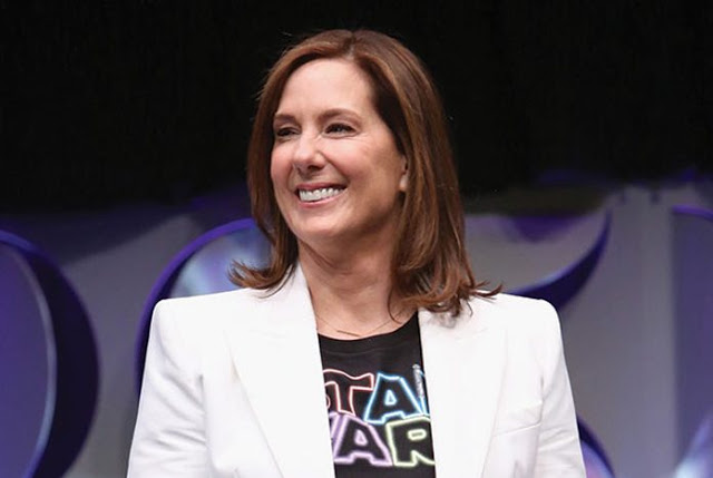 STAR WARS: Kathleen Kennedy Extends Lucasfilm Contract for 3 More Years