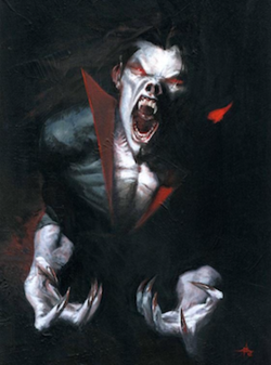 MORBIUS THE LIVING VAMPIRE: Talks of Rating, and Rumored Villain