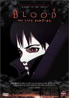 Anime Review: BLOOD: THE LAST VAMPIRE