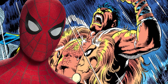 Spider-Man Expected to Appear in KRAVEN THE HUNTER Movie