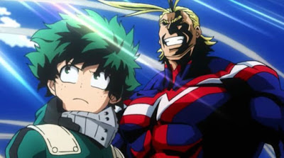 MY HERO ACADEMIA Live Action Movie in the Works