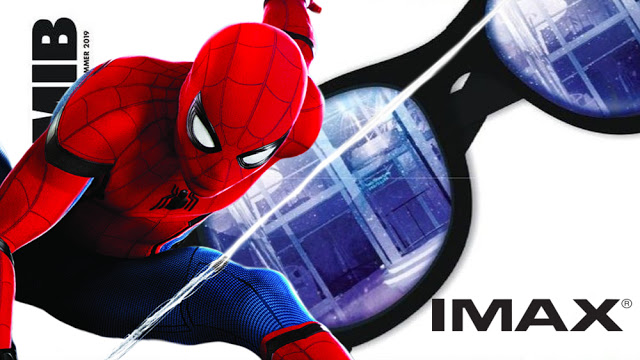 Sony Sets IMAX Releases for SPIDER-MAN: FAR FROM HOME and MEN IN BLACK Spinoff