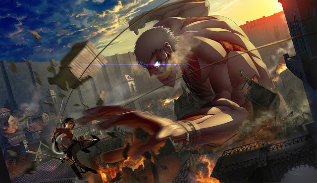 Andy Muschietti to Direct Warner Bros.' ATTACK ON TITAN Live Action Movie