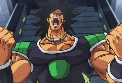 Three Destinies Collide in new DRAGON BALL SUPER: BROLY Trailer