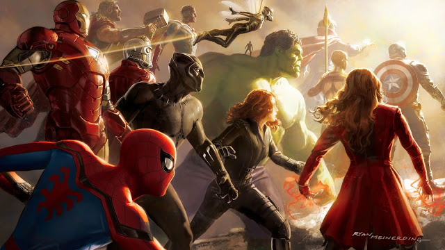 Marvel Studios Drops Untitled Movie from 2020 Schedule