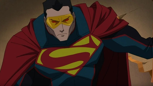 REIGN OF THE SUPERMEN Animated Movie Gets a Trailer