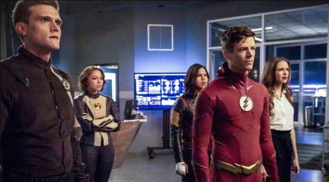"FLASH SPOILER Review: Episode 5×03- ""The Death of Vibe"""