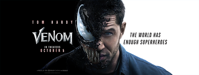 VENOM Could Pass $160 Million in Worldwide Opening Weekend