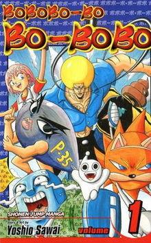Anime Review: BOBOBO-BO BO-BOBO