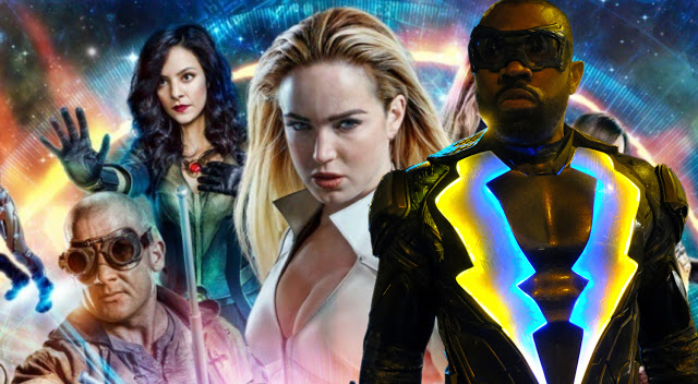 BLACK LIGHTNING Shifting to Monday Nights, LEGENDS OF TOMORROW Heading for Big Hiatus