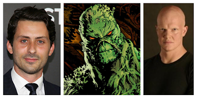 DC UNIVERSE Finds Their SWAMP THING
