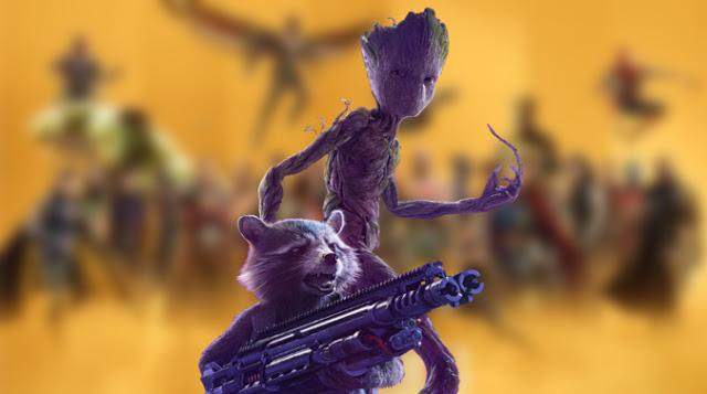 Rumor: Rocket Raccoon and Groot May Get Their Own Disney+ Series