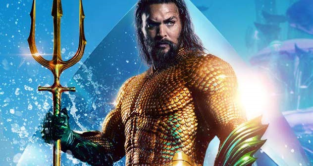 AQUAMAN on Track to Make a Splash at the Box Office