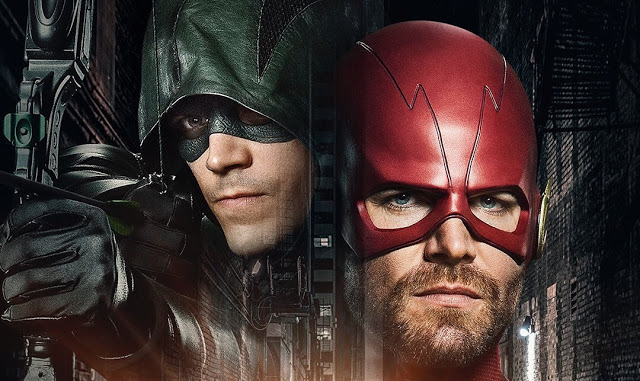 First ELSEWORLDS Promo Rewrites Arrowverse History