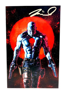 Behind The Scenes on BLOODSHOT: Updates, Nerd Bosses, and a Sweet First Look