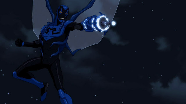 BLUE BEETLE Movie Starring Jaime Reyes in Development at Warner Bros.