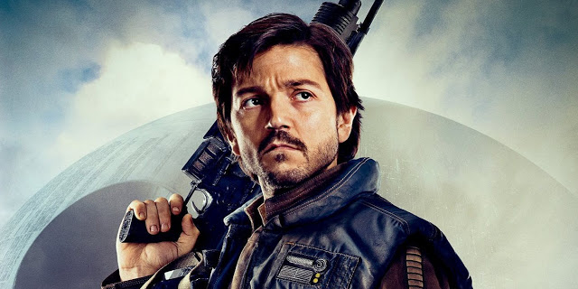 STAR WARS Character Cassian Andor Getting His Own Show on Disney Streaming Service