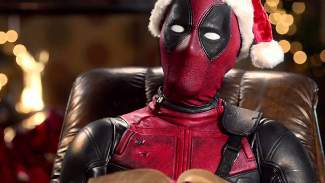 First Trailer for ONCE UPON A DEADPOOL