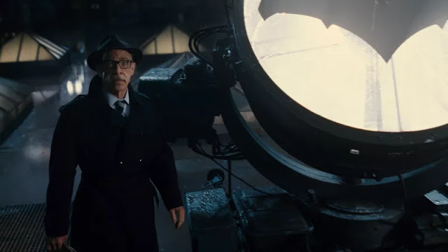 JUSTICE LEAGUE's J.K. Simmons Confirms No Plans to Play Commissioner Gordon Again Anytime Soon