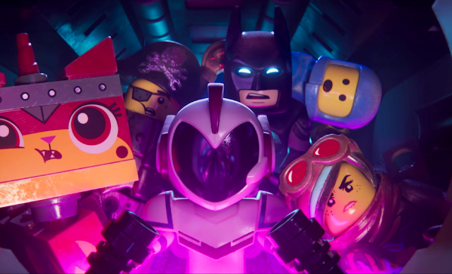 Second Trailer for THE LEGO MOVIE 2: THE SECOND PART Unleashed