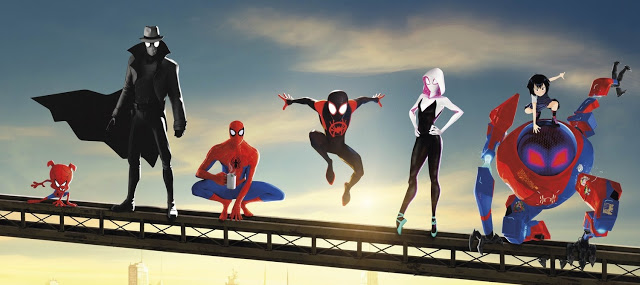 SPIDER-MAN: INTO THE SPIDER-VERSE Tracking for $30-40 Million Opening Weekend