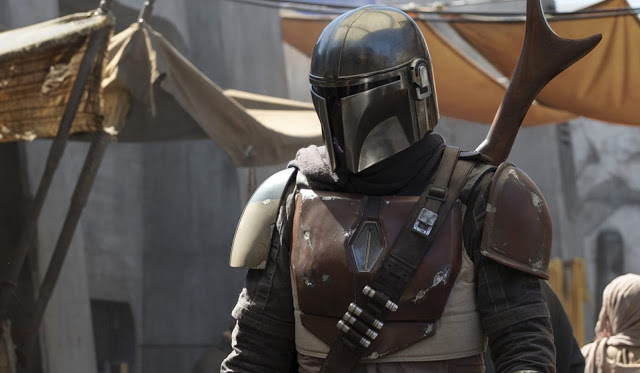 THE MANDALORIAN Casts Pedro Pascal and Gina Carano in Lead Roles