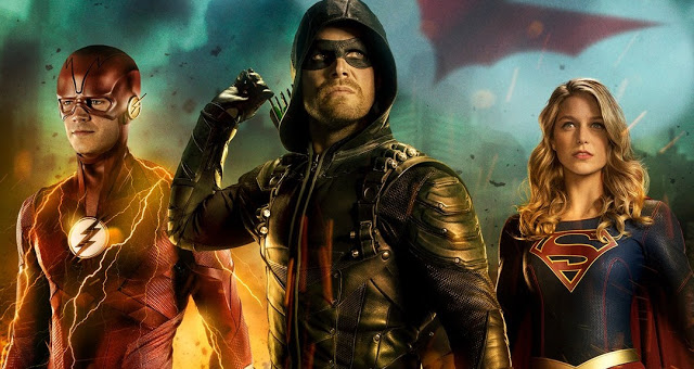 Next Year's Arrowverse Crossover Will Adapt CRISIS ON INFINITE EARTHS