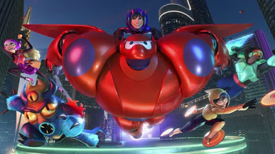 Review: BIG HERO 6