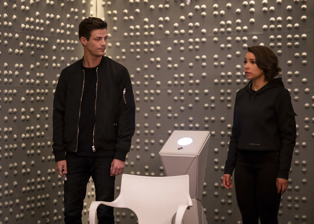 "FLASH SPOILER Review: Episode 5×08- ""What's Past is Prologue"""