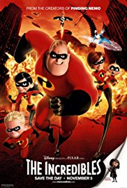 Review: THE INCREDIBLES