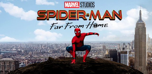 SPIDER-MAN: FAR FROM HOME Trailer Released