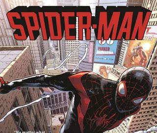 Review: SPIDER-MAN: Miles Morales Vol 1